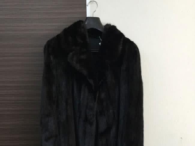ミンク・ブラックグラマのコートを買取|大阪|茨木店