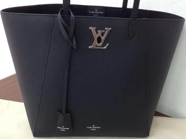 ヴィトン・ロックミー・カバのバッグを買取|神戸|住吉駅前店