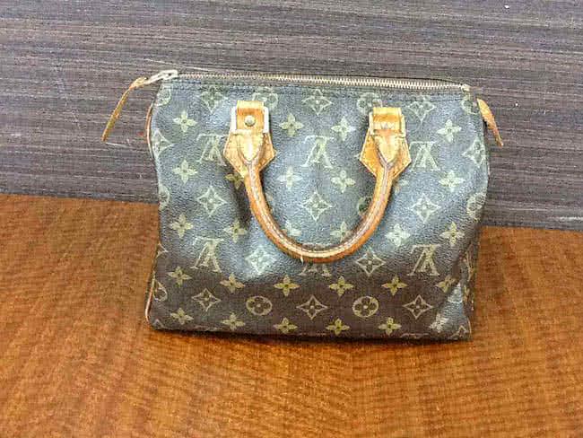 ヴィトン・モノグラム・スピーディ25のバッグを買取|広島|広島緑井店