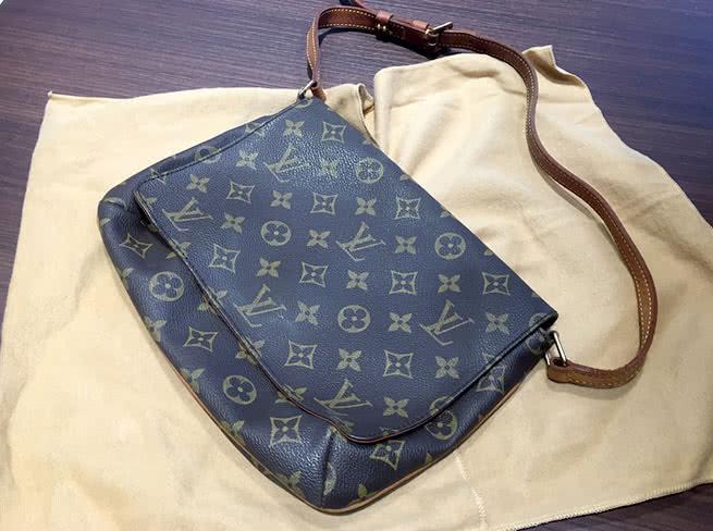 ルイヴィトン・モノグラム ミュゼットタンゴ ショルダーバッグを買取 兵庫県 新長田店