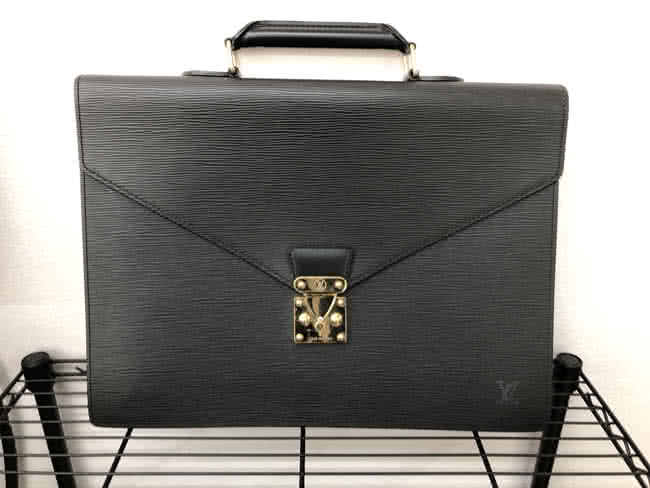 ヴィトン・エピ・セルヴィエット・コンセイエのバッグを買取|横浜|横浜青葉台店