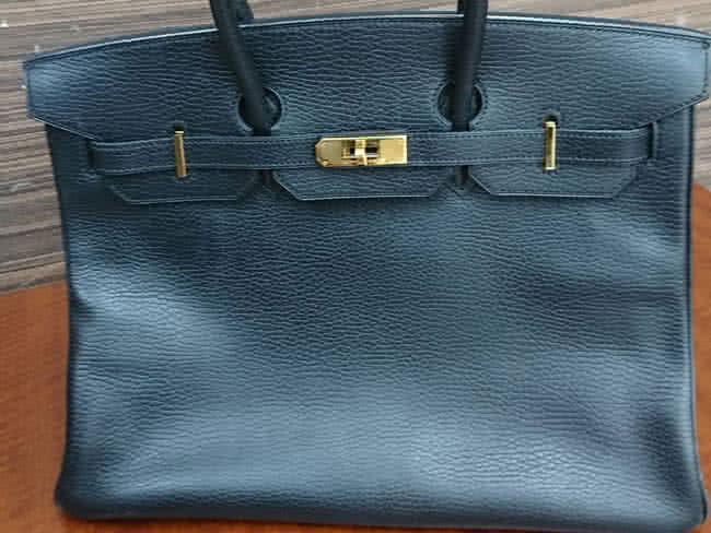 エルメス・バーキン・35・アルデンヌレザーのバッグを買取|川崎|鷺沼店