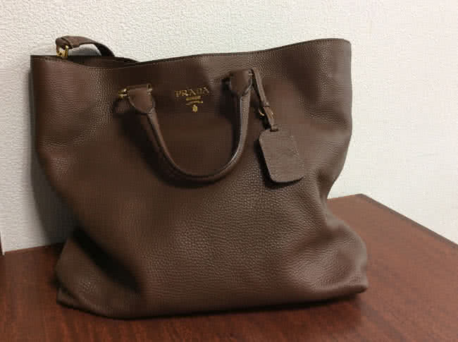 プラダ・レザー・2wayのバッグを買取|名古屋|名古屋昭和店