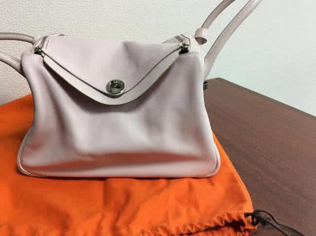 エルメス・リンディ・□K刻のバッグを買取|名古屋|名古屋昭和店