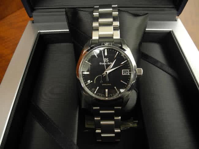 セイコー・グランドセイコー・sbga285の腕時計を買取|広島|広島段原店