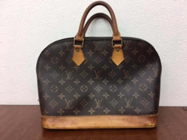 ヴィトン・モノグラム・アルマのバッグを買取|名古屋|名古屋平針店