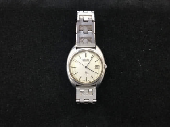 グランドセイコー・ハイビート・自動巻き・5645-7000の腕時計を買取|横浜|横浜センター北店