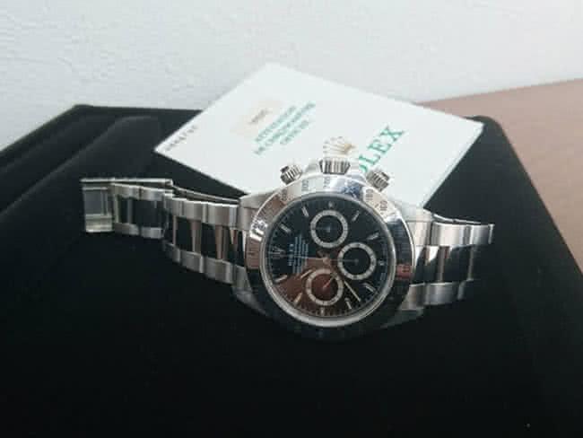 ロレックス・デイトナ・エル・プリメロ・16520・U番の腕時計を買取 船橋 津田沼店