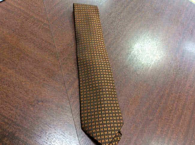 エルメスのネクタイを買取|名古屋|名古屋昭和店
