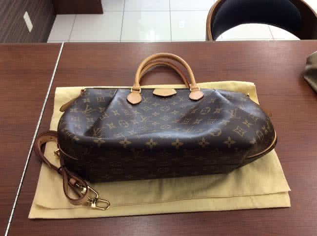 ヴィトン・モノグラム・チュレンのバッグを買取 岡崎 東岡崎店