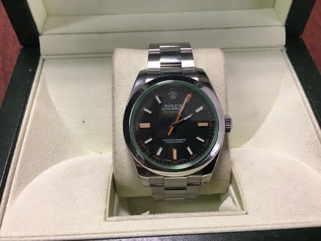 ロレックス・ミルガウス・116400GVの腕時計を買取|名古屋|名古屋昭和店