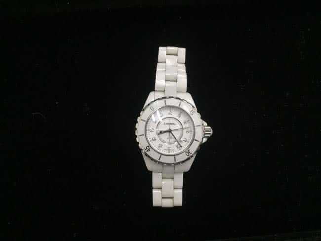 シャネル・J12・H1628の腕時計を買取|東京|葛西店