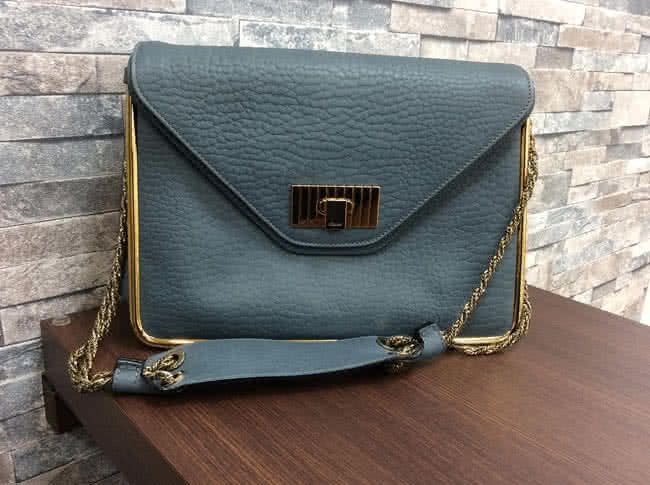 クロエ・サリーのチェーンバッグを買取|大阪|リノアス八尾店