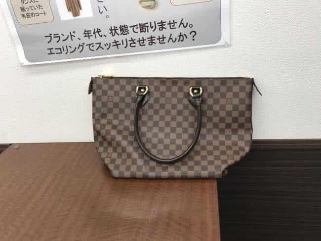 ヴィトン・ダミエ・サレヤMMのバッグを買取 名古屋 名古屋藤が丘店