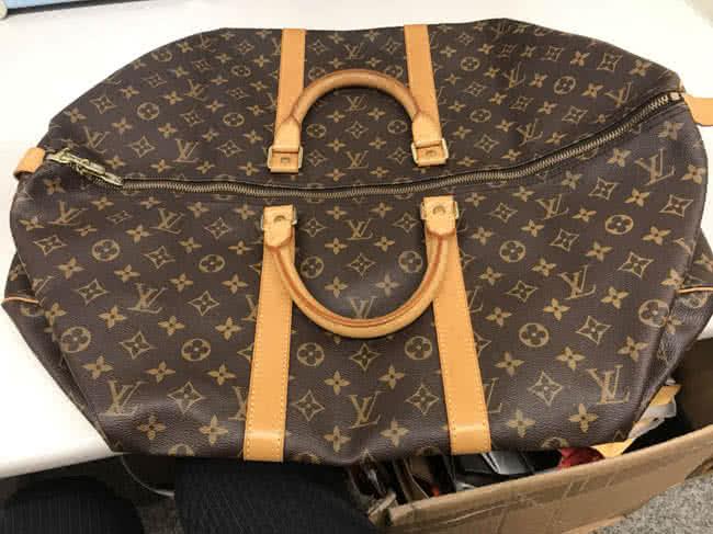 ヴィトン・モノグラム・キーポル55のバッグを買取|名古屋|名古屋藤が丘店