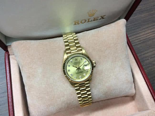 ロレックス・デイトジャスト・69178Gの腕時計を買取 難波 天王寺上本町店