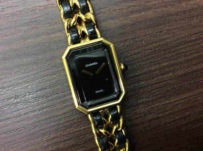 シャネル・プルミエールの腕時計を買取|難波|天王寺上本町店