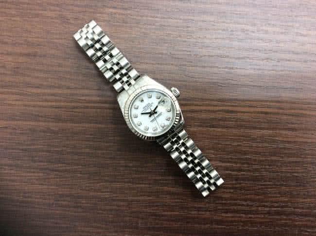 ロレックス・デイトジャスト・179174Gの腕時計を買取|大阪|リノアス八尾店