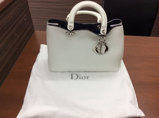 ディオール・ディオリッシモのバッグを買取 岡崎 東岡崎店