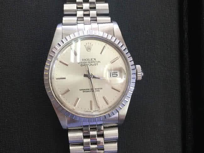 ロレックス・デイトジャストの腕時計を買取|名古屋|安城店