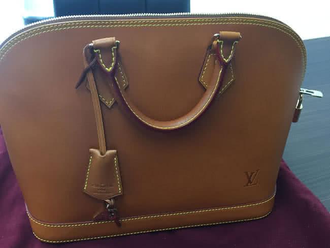 ヴィトン・アルマ・ノマドのバッグを買取|大阪|茨木店