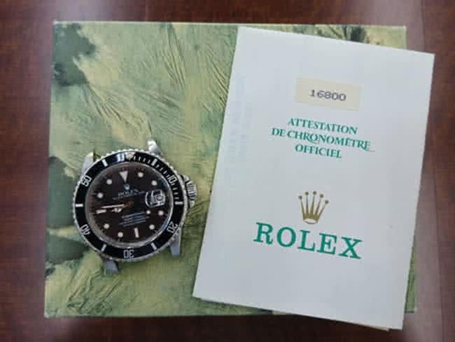 ロレックス・サブマリーナ・ベルト、ムーブメント不良の腕時計を買取 名古屋 名古屋高畑店