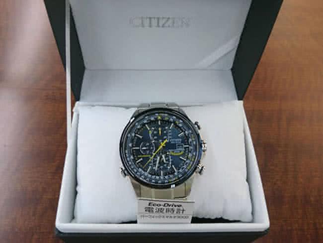セイコー・パーフェックスマルチの腕時計を買取 名古屋 名古屋高畑店