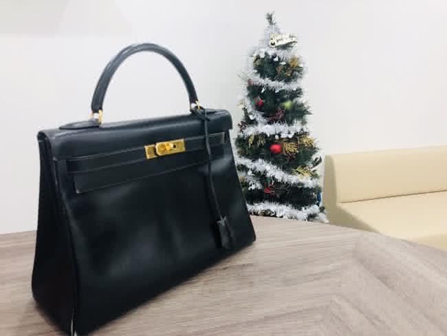 エルメス・ケリー32・1989年製・○S刻印のバッグを買取 東京・渋谷区 代官山店