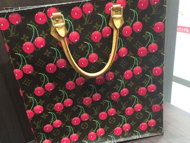 ルイヴィトン・モノグラムチェリー・サックプラのバッグを買取 東京・豊島区 大塚店