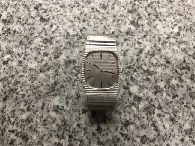 オーデマピゲ・WG無垢・手巻き時計を買取|梅田|蒲生店