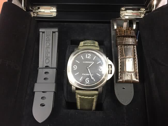 パネライ・ルミノールベース・PAM00176の腕時計を買取|名古屋|名古屋昭和店