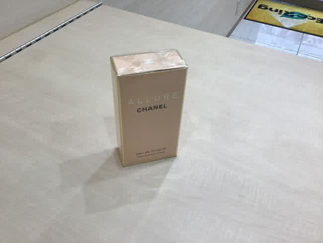 シャネル・アリュール・100mlの香水を買取|東京・世田谷区|三軒茶屋茶沢通り店
