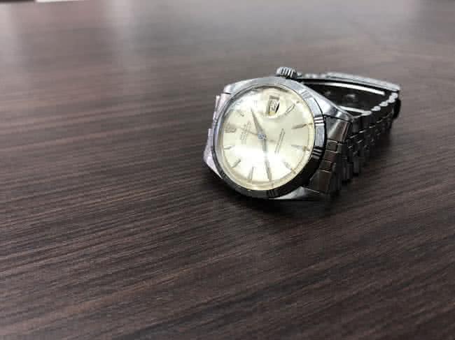 ロレックス・デイトジャスト・1603の腕時計を買取 東京 葛西店