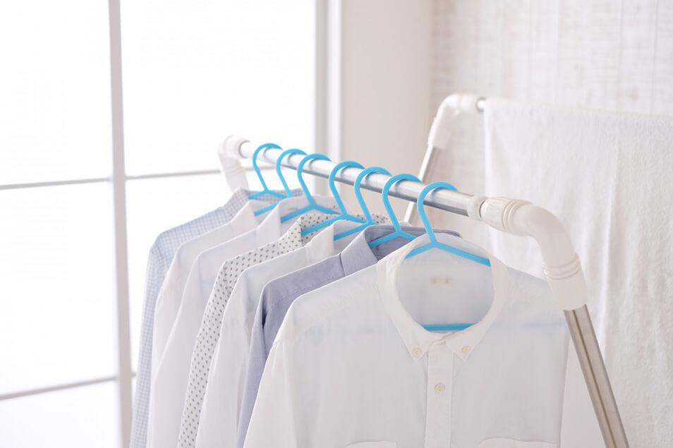 エコな除湿方法を身につけよう!梅雨時期におすすめの部屋干し術も伝授
