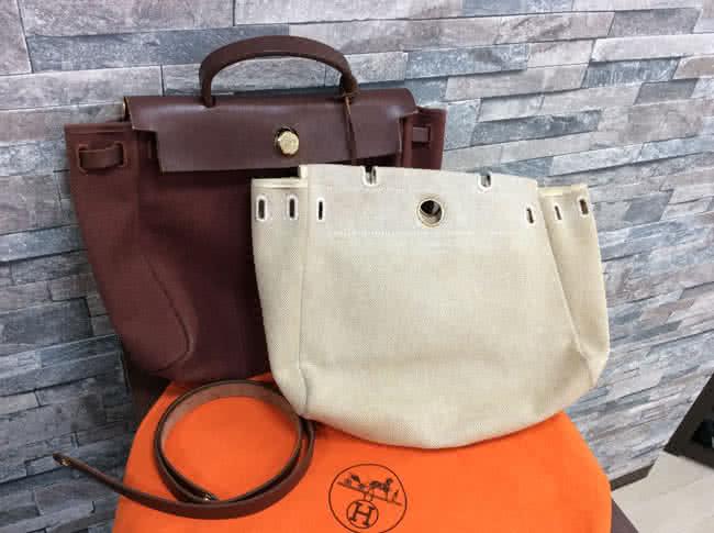エルメス・アドのエールバッグを買取|大阪|リノアス八尾店