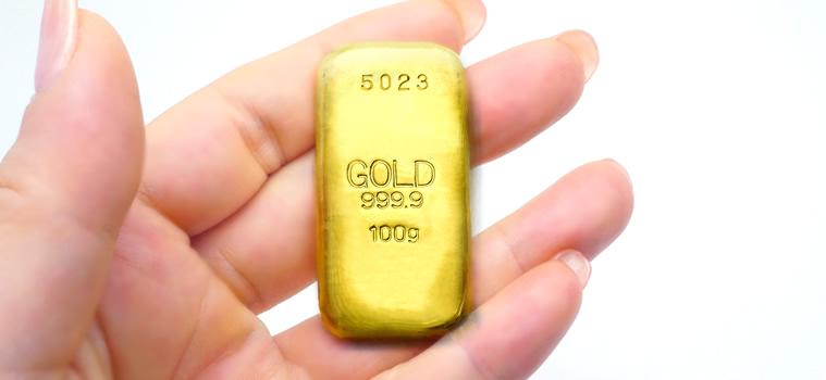 金の密度について