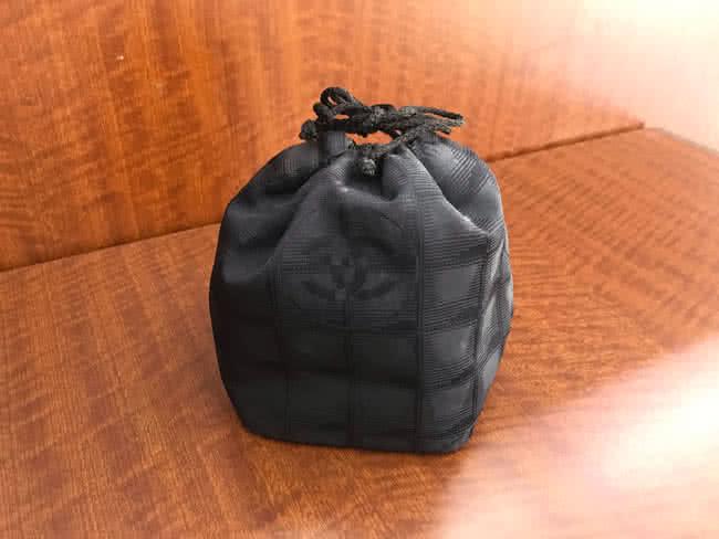 シャネル・ニュートラベル・巾着のバッグを買取|船橋|船橋店