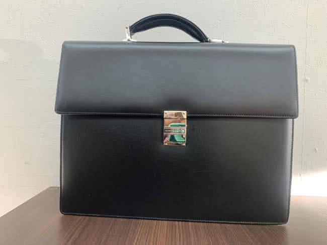 モンブランのビジネスバッグを買取|横浜|横浜青葉台店