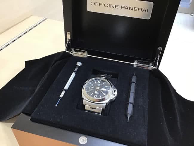 パネライ・PAM・297の腕時計を買取 東京・世田谷区 三軒茶屋茶沢通り店