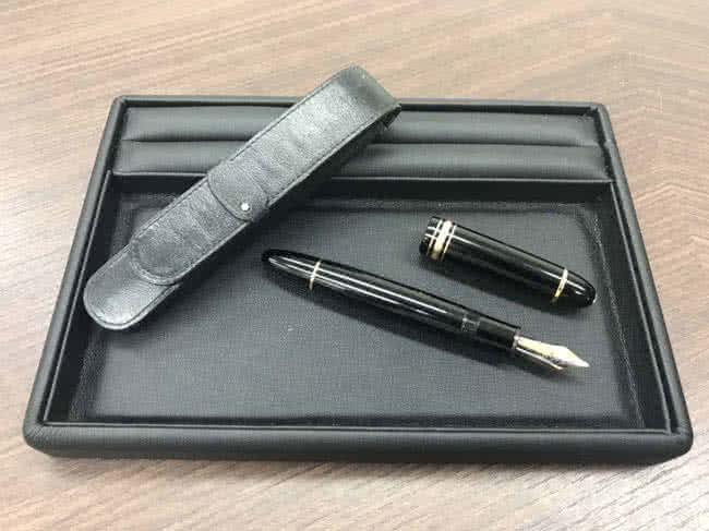 モンブラン・マイスター・シュテュック・NO419の万年筆を買取|東京|葛西店