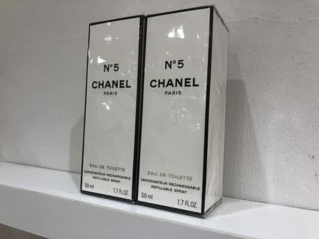シャネル・NO.5・オードトワレの香水を買取|東京・台東区|上野マルイ店