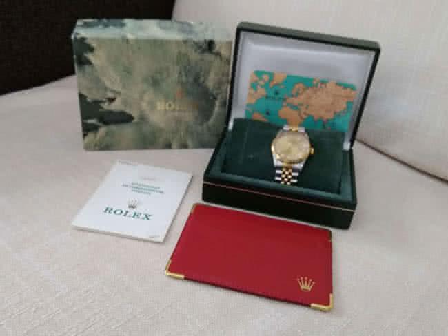 ロレックス・16233の腕時計を買取|横浜|大倉山店