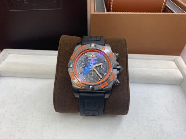 ブライトリング・クロノマット44・レイブン・MB0111の腕時計を買取|大阪|伊丹店