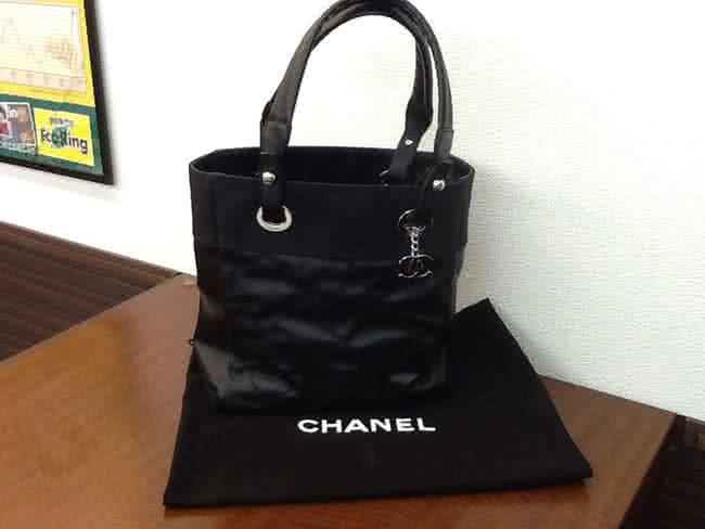 シャネル・パリビアリッツPMのバッグを買取|名古屋|名古屋徳重店