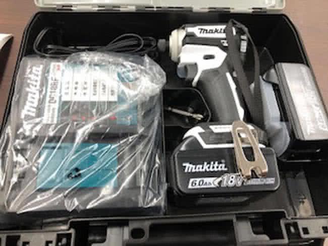マキタ・電動工具・未使用・TD171のインパクトドライバーを買取|埼玉|買取センター大和田店