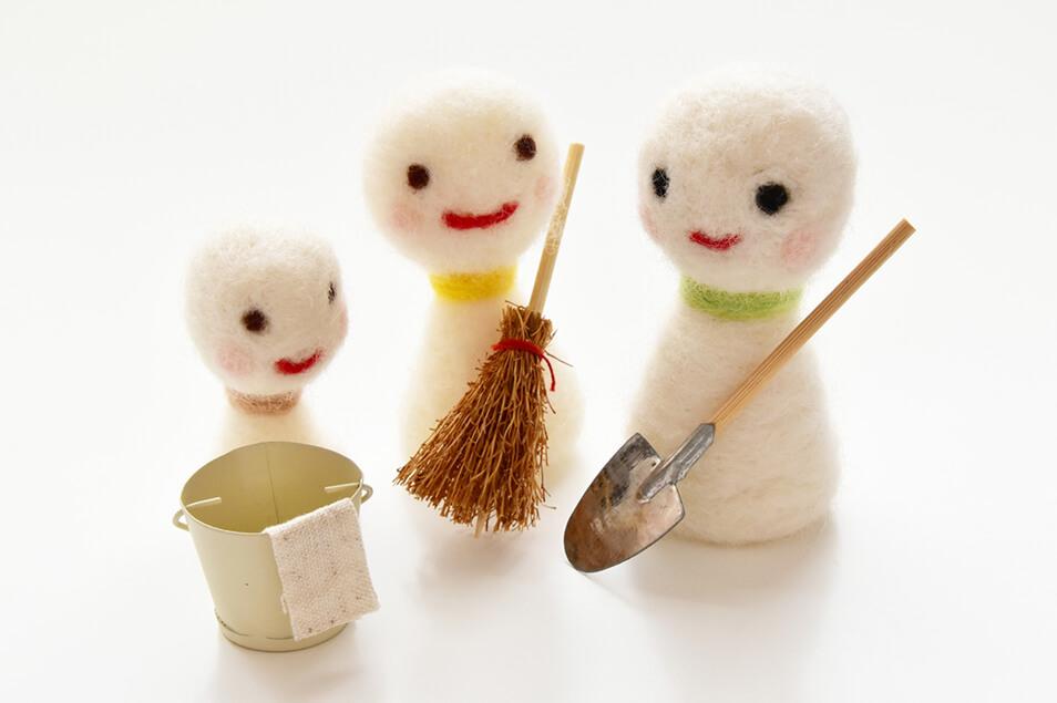 大掃除はいつまでにするのが正解?きれいな部屋で良い年を迎えよう!