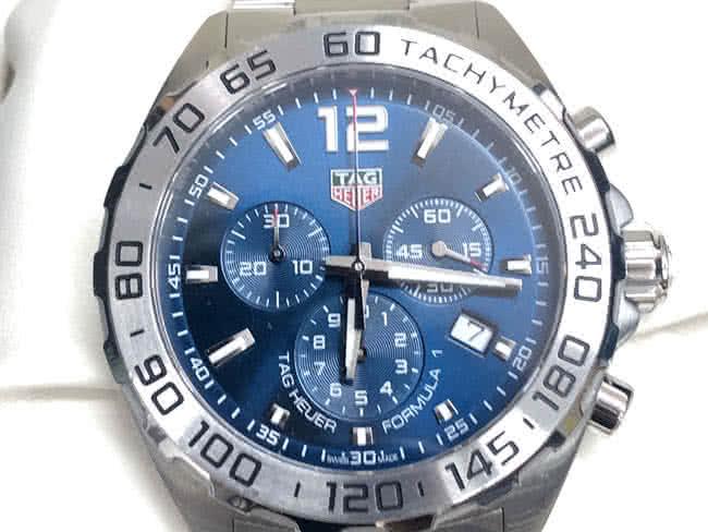 タグホイヤー・フォーミュラ1・CAZ101Kの腕時計を買取 越谷 南越谷店