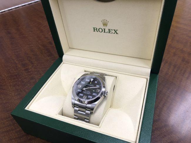ロレックス・エアキング・116900を買取|愛知県|名古屋中村店