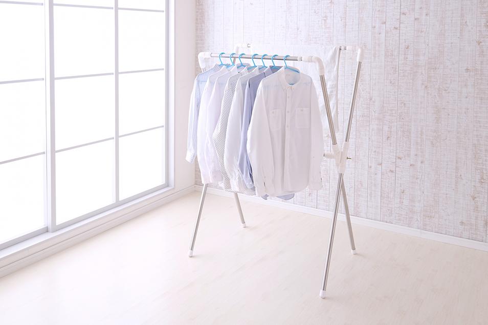 洗濯物が乾きにくい季節も安心!においを防いで洗濯上手に
