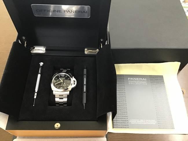パネライ・GMT・PAM00347を買取|大阪|曽根店